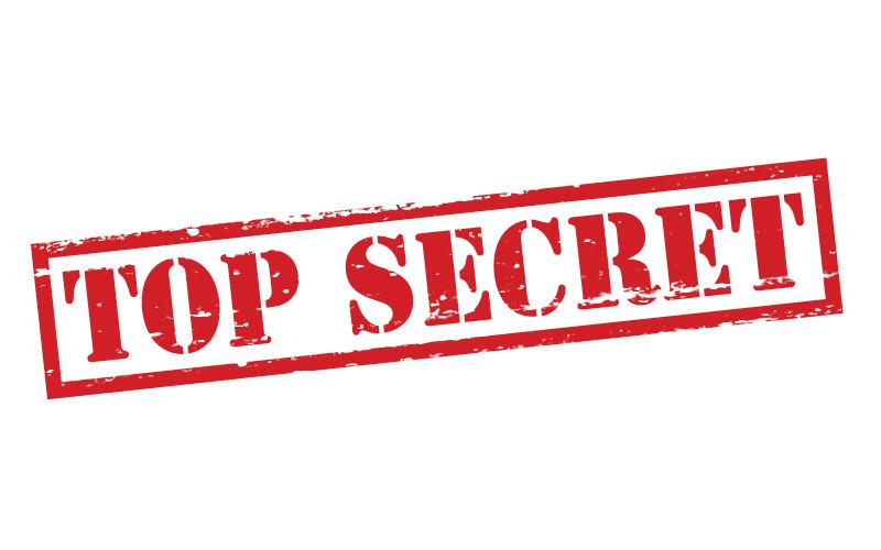 """Inside the """"Secret Portfolio"""""""